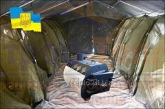 Buleryan for heating the wood House-keeper 3 v1