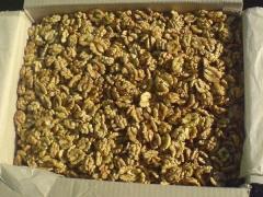 Ядра грецкого ореха 1/2 светлый янтарь