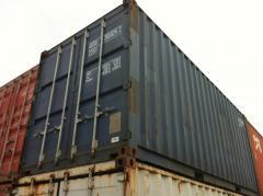 Морской контейнер 20 футов (тонн)  Доставка по