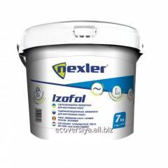 Мембрана гидроизоляционная Izofol (Изофоль), 4 кг