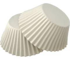 Paper (BIG) tartlets white 24 pieces.