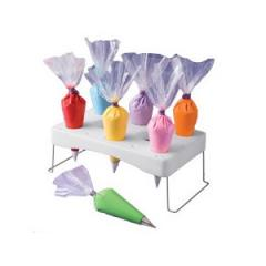 Bags confectionery one-time 100 pieces of 25 cm