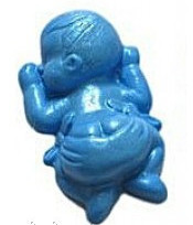 Mold baby small