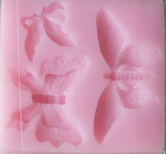 Mold silicone Butterflies big of 3kh