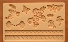 Set of textures Flora copy of Wilton