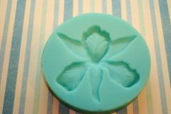 Orchid silicone mold