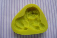 Dog mold silicone