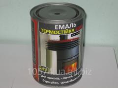 Enamel heat-resistant KO-868
