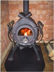 Furnaces calorifer on solid fuel, BULLER