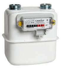 Счетчики газа САМГАЗ (Для внутренней установки)