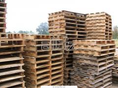 Europallets wooden 1200х800