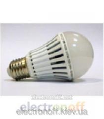Светодиодная лампа E27 BULB 9W White