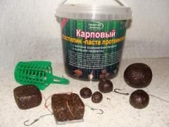 Plasticine for fishing (CHOCOLATE)