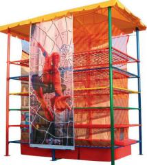 "Complexes nurseries game ""Spiderman"