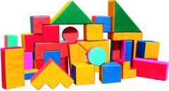 Наборы детские игровые мягкие