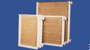 Воздухонагреватели (калориферы) биметаллические