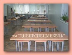 Столы обеденные для школьных и университетских
