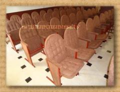 Chairs for conference rooms, audiences, assembly