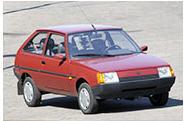 Легковой автомобиль модель ЗАЗ-110207-40