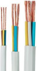 Провода и шнуры: ПВС, ШВВП, ПВ, ШВП, ППВ, АППВ,