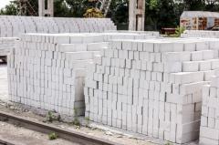 Кирпич силикатный навальный М-150, М-200