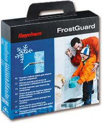 Protection of pipes against freezing of