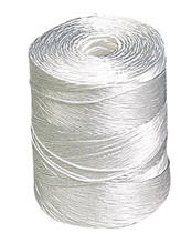 Twine are polypropylene