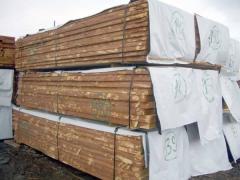 Доски обрезные, необрезные деревянные