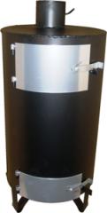 Буржуйка ДП-8 предназначена для отопления