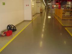 Наливні підлоги полімерні від виробників