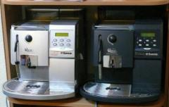 Semi-professional Saeco Royal Digital Plus coffee