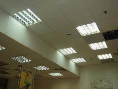 Светильники для освещения общественных помещений