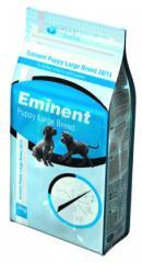 Корм для собак Eminent Puppy Large Breed