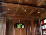 Панели стеновые из ценных пород дерева