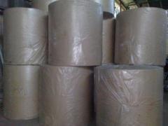 Brown paper E