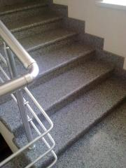 Ladders from natural granite