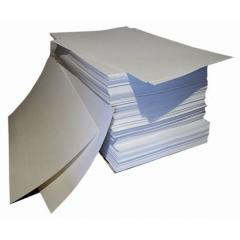 Cardboard chrome ersatz