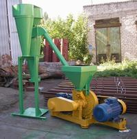 Cars, equipment for crushing and crushing of