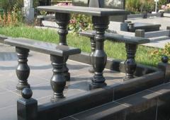 Столы из природного камня, Коростышев, Украина