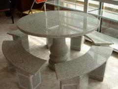 Столы для столовой гранитные, каменные,