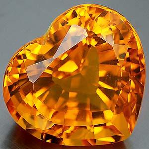 Цитрин,полудрагоценный камень, вставки для