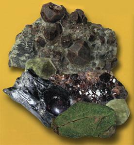 Гранат, пироп, полудрагоценный камень, вставки для