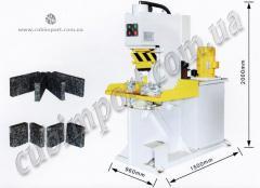 Kamnekolny hydraulic press of PJ-40