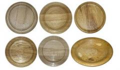 Trays from a tree