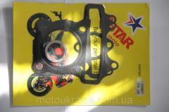 Набор прокладок головки на скутер GY6 100
