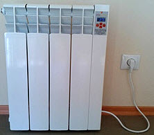 Electric radiators of vitaterm