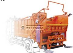 MICRO garbage truck