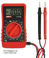 Карманный цифровой мультиметр UNI-T UTM 120B