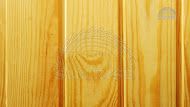 Wall panelling finger- jointed from pine -