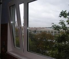 Windows three-chambered Kharkiv